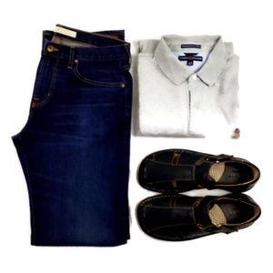 Big Star Pioneer Boot Dark Denim Jeans Mens 33L